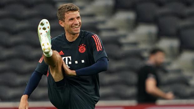 Thomas Muller tỏa sáng trong trận thắng Hertha Berlin