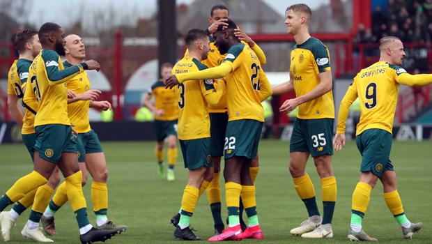 Celtic có một trận hòa tại Copenhagen ở vòng loại Europa League