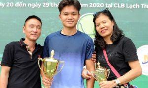 Chung kết VTF Masters 500 Hoàng Nam thua trận vs Linh Giang