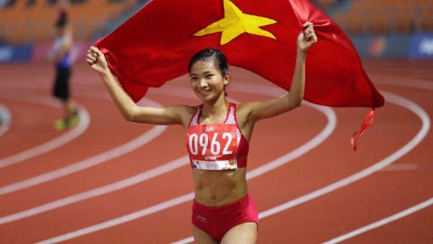 Nguyễn Thị Oanh - Top 9 VĐV đáng chú ý của Việt Nam tại SEA Games 31