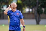 Phỏng vấn huấn luyện viên Park Hang Seo năm 2021