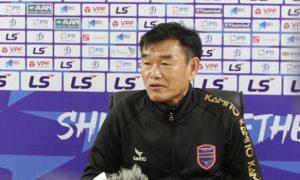 Tin tức đội bóng Bình Dương - huấn luyện viên Phan Thanh Hùng ra đi
