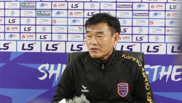 Tin tức đội bóng Bình Dương – huấn luyện viên Phan Thanh Hùng ra đi